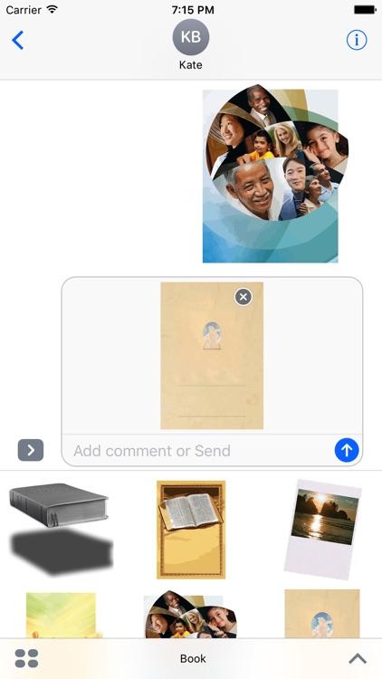 JW Books - Message icon screenshot-3