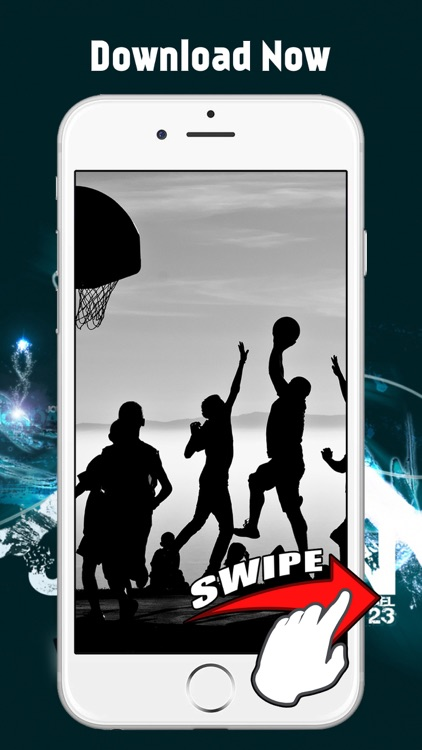 Unique Basketball Wallpapers screenshot-3