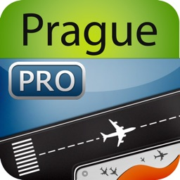 Prague Airport Pro (PRG) + Flight Tracker HD