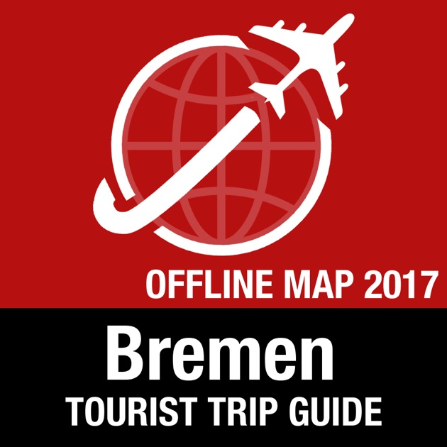 Bremen Tourist Guide Offline Map on the App Store