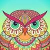 Colorify:大人のための無料のマンダラ塗り絵 - iPhoneアプリ