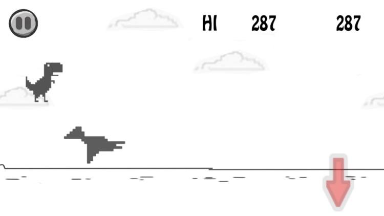 Amazing Dino T-Rex Runner screenshot-3