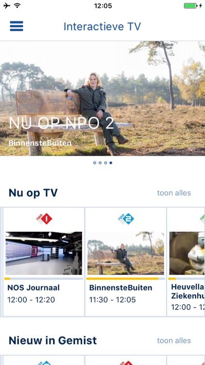 XS4ALL Televisie screenshot-4