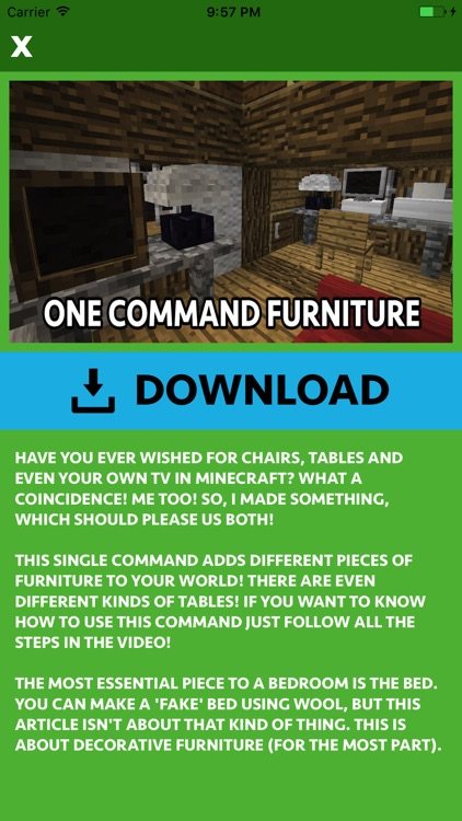 FURNITURE MODS FOR MINECRAFT PC screenshot-4