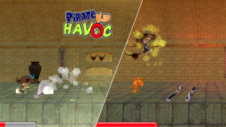 Pirate Kid Havoc Free: Fun Shooting Games For Kids