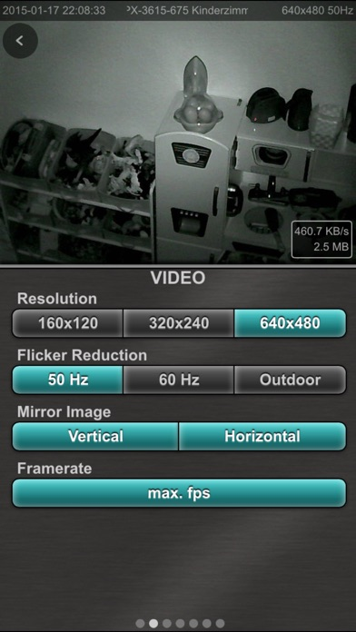 ipCam FC - for IP Cameras