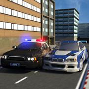 警察追逐汽车逃生 - 热追逐赛车疯狂 Police Car Chase 3D