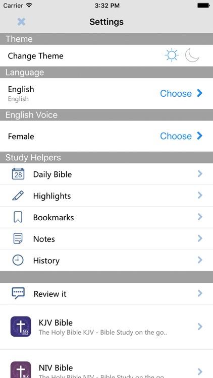 NIV Bible. screenshot-4