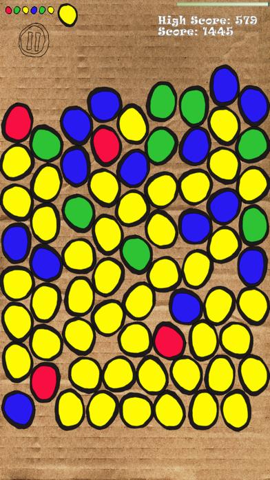 Doodle Bubble UN explode screenshot two