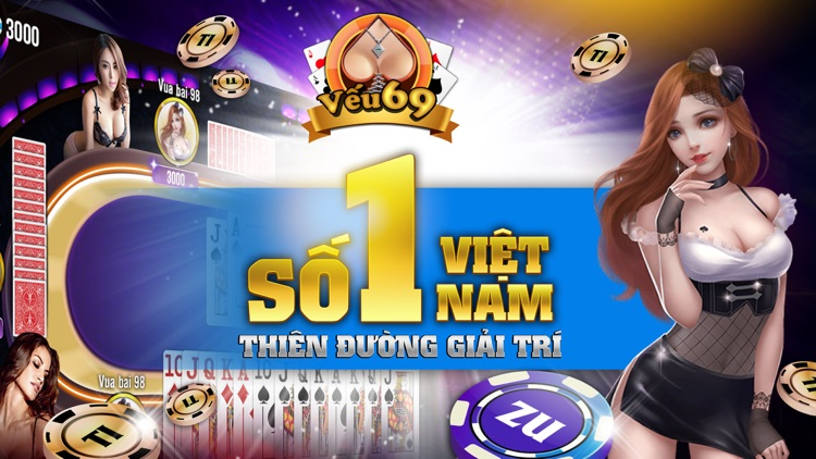VẾU 69 - Game Bai VIP screenshot-4