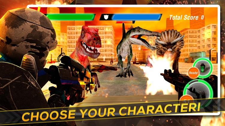 Dino Shooter: The Jurassic Hunter