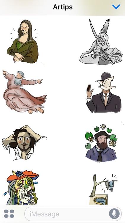 Artips Stickers