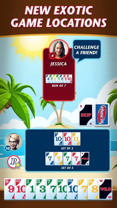 Phase 10 Pro screenshot 2