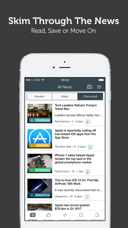 AAA - News, Rumors & Tips for iPhone and iPad screenshot-3