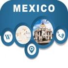 Mexico City Mexico Offline City Maps Navigation icon
