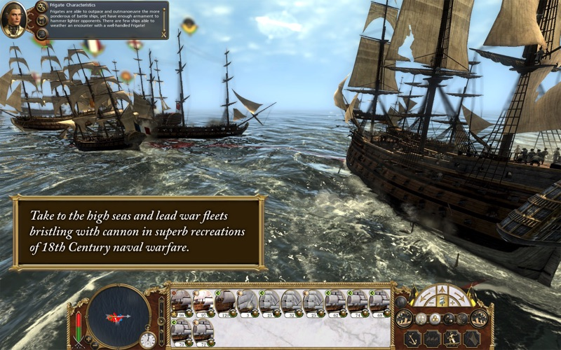 Screenshot #4 for Empire: Total War - Gold Edition