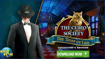 The Curio Society: The Thief of Life - Hidden screenshot 5