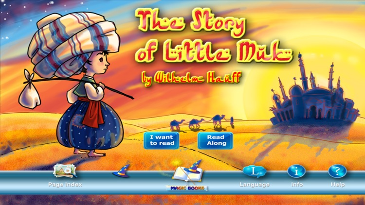 THE STORY OF LITTLE MUK INTERACTIVE STORYBOOK LITE
