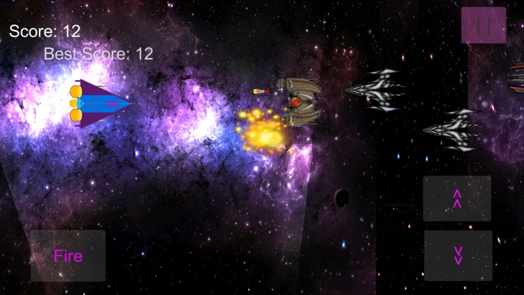 Attack Space screenshot-2