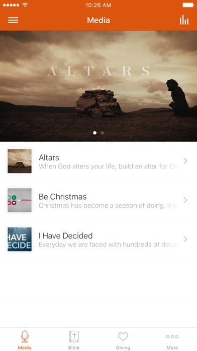 Uplift Christian Ministries screenshot 1
