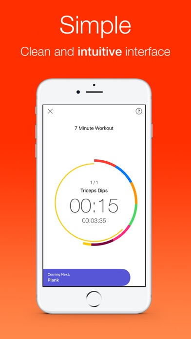 Intervals Timer - For Pro HIIT & Tabata Training   App Price