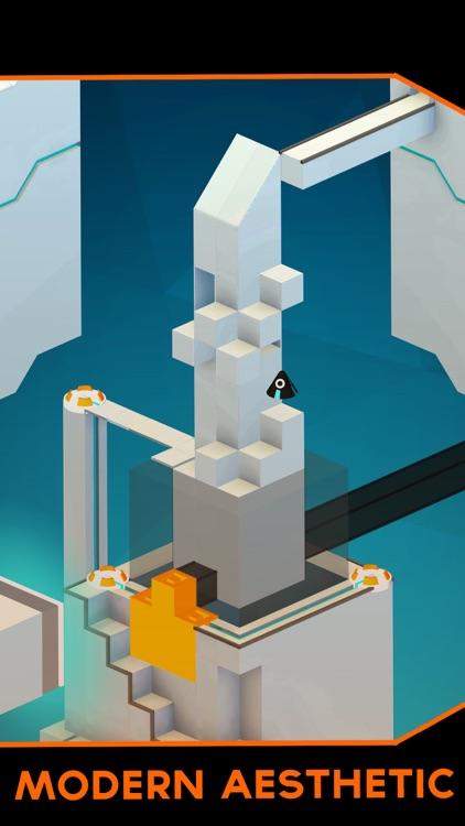 Shadowscrapers: An Isometric Puzzle Game screenshot-3