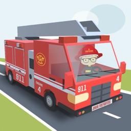 Junior Firefighters - Kids' Activity App