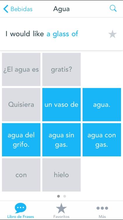 Español al Inglés Británico Traductor Gratis screenshot-3