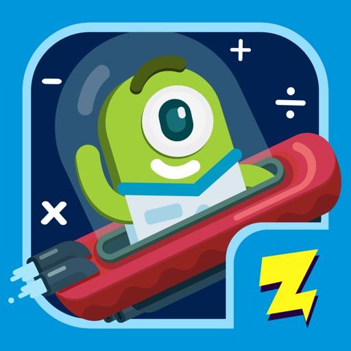 Zap Zap Math - K6 Math Games