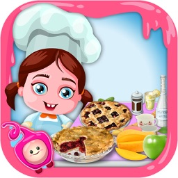 Pie Maker Cooking Game-Kids Kitchen Master Chef