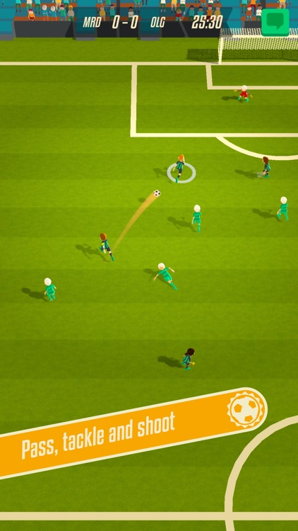 Solid Soccer screenshot-0