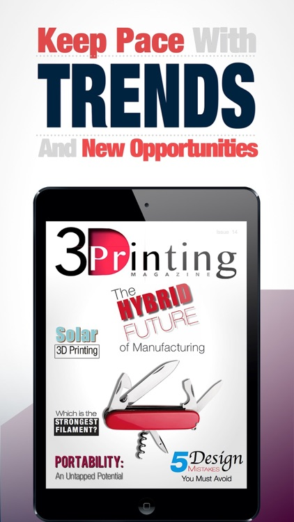 3D Printing Magazine screenshot-1