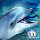 Sea Dolphin Simulator 3D Full icon