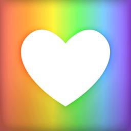 Rainbow Pack- Gay & Lesbian Emojis,Gay Flags Emoji