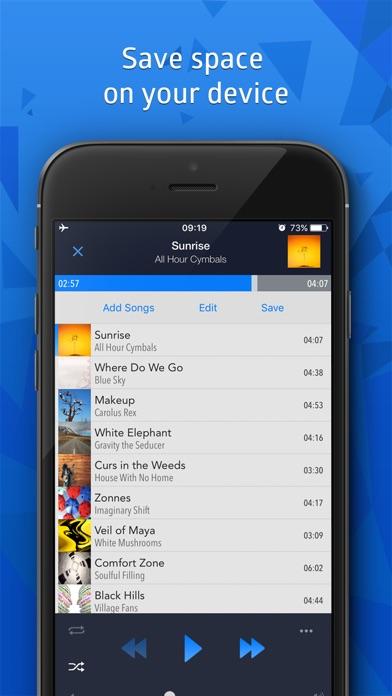CloudBeats: offline music - AppRecs