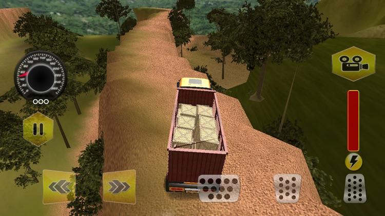 Real Off-Road Cargo Transport - Pro screenshot-3