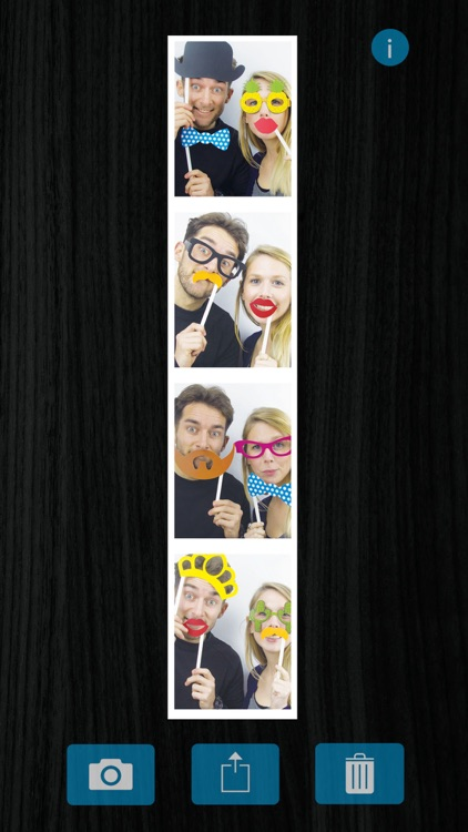 Party Photo Booth screenshot-3