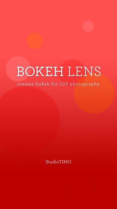 Screenshot for Bokeh Lens in Colombia App Store