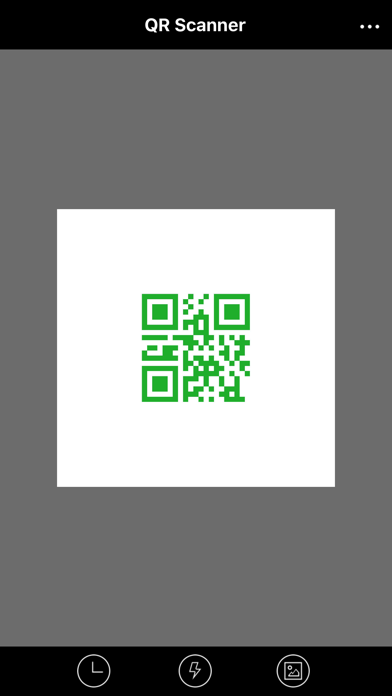 QR Scanner - QR Code Reader & QR Code Generator screenshot three