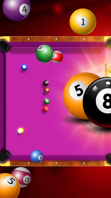 8 Pool Billiards - Magic 8-Ball Shooter 3D Screenshot on iOS