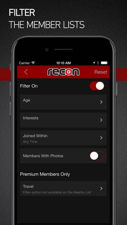 Recon - Find Fetish Men screenshot-4