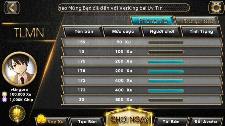 Game bai doi thuong - VKing screenshot-3