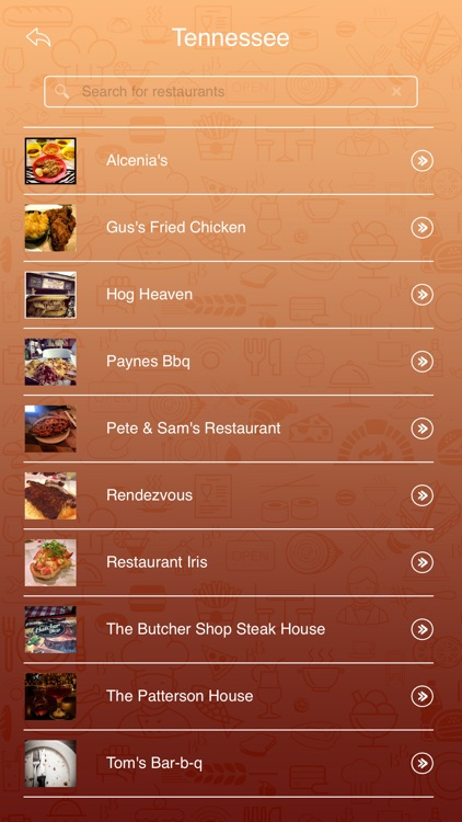 Great App for The Best Thing I Ever Ate