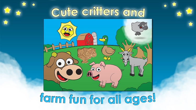 Farm Games Animal Puzzles for Kids Toddler Apps screenshot-3