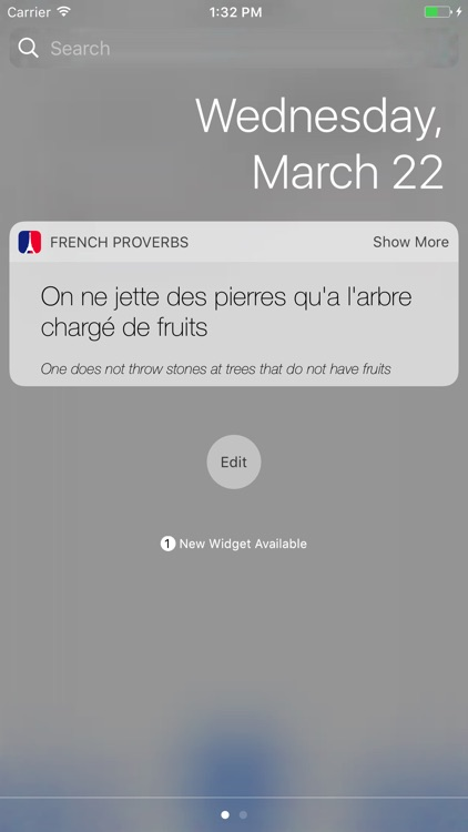 French Proverbes