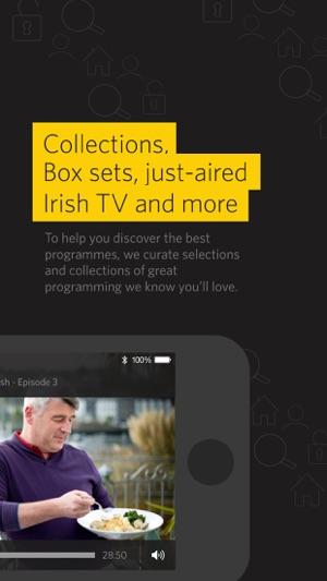 RTÉ Player International on the App Store