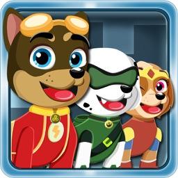 Super-Hero City Pups- Patrol Creator Game for Free