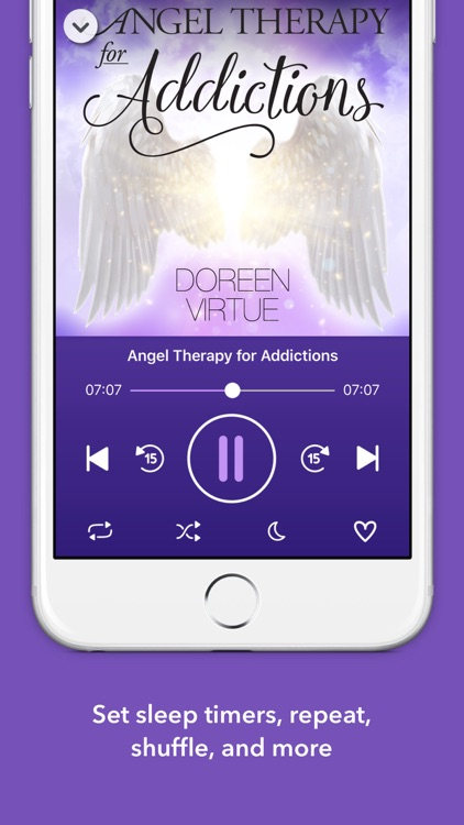 Angel Therapy Oracle Cards Doreen Virtue: Angel Therapy For Addictions