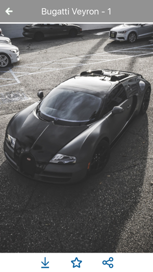 Hd Car Wallpapers Bugatti Veyron Edition On The App Store