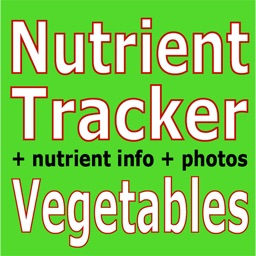 Nutrient Tracker: Vegetables